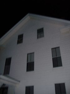 haunted house in NH
