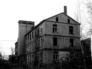 Abandoned house - maybe haunted