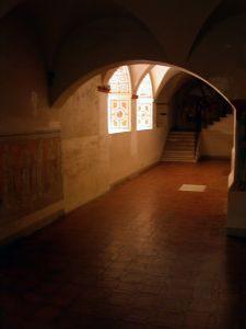 haunted? monastery