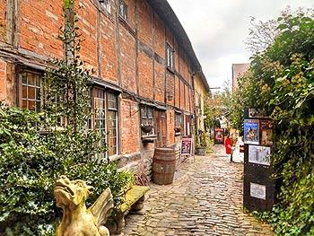 Haunted Tudor World, Stratford-upon-Avon