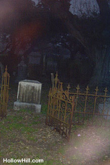Columbus City cemetery, Columbus, TX