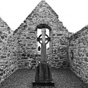 St. Patrick's Cross, Ireland spiritual site