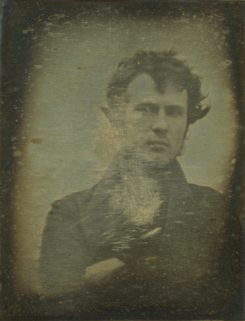 1839 photograph of R. Cornelius