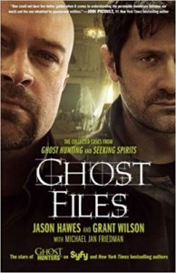 Ghost Files by Grant Wilson