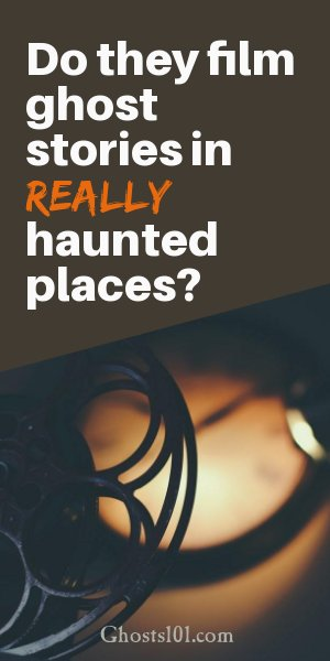 Movies filmed in really haunted places